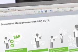 Dokumentenmanagement mit SAP ECTR Webinar 2017