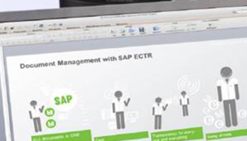 DOKUMENTENMANAGEMENT MIT SAP ENGINEERING CONTROL CENTER