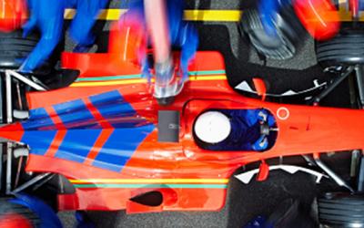 Formel-1-Fertigung mit SAP PLM