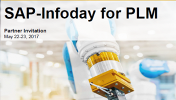 SAP Infotag fuer PLM