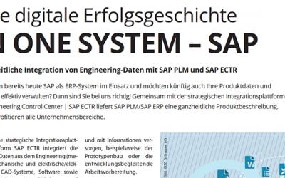 Ihre digitale Erfolgsgeschichte – in ONE System SAP