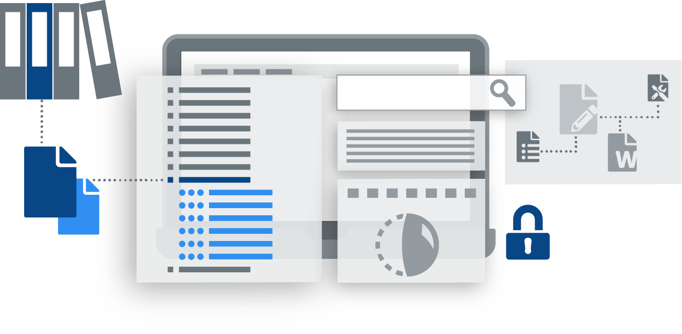 Geschäftsprozessorientiertes Dokumentenmanagement DMS in SAP