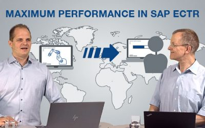 Performance in the SAP system put to the test