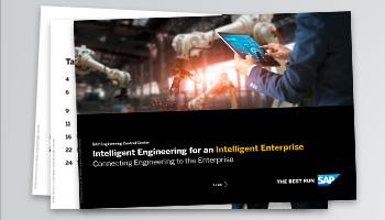 SAP ECTR Intelligent Engineering for the Intelligent Enterprise