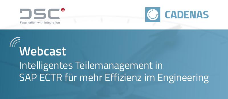 Pressemitteilung Webcast Teilemanagement